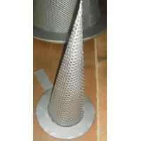 Stainless Steel Conical Strainer Filter 304SS/316SS