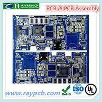 """Aluminum metal core 0.62"""" white soldermask led pcb thumbnail image"""