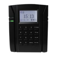 Mifare Card Access Control and Time Attendance Reader IC Card Access Controller SC203 thumbnail image