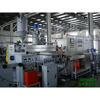 Auto Cable extrusion machine