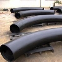 Carbon Steel A234 WPB 5D Bend Pipes