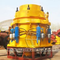 Hydraulic cone crusher price for sale 200 t/h crushing plant