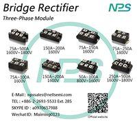 Bridge Rectifier(Three-phase Module) thumbnail image