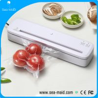 Sea-maid best sale mini Food Saver Vacuum Sealer food vacuum packing machine for sous vide