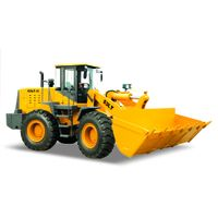 Compact wheel loader 5000kgrated weight