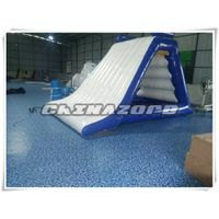 Great design top quality inflatable water slide