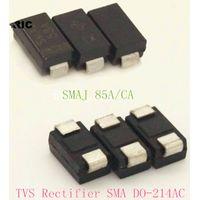 New and Original SMD Diode SMAJ85A/CA DO-214AC Case 85V TVS Chip Diode Free Samples