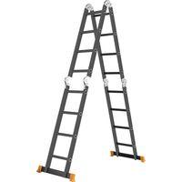 Aluminium Folding Multipurpose Ladder thumbnail image