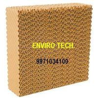 Cellulose Paper Pad / Cell Deck / Air Cooling Pad / Evaporative Cooling Pad, thumbnail image