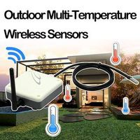 Outdoor Multi-Temperature Wireless Sensors thumbnail image