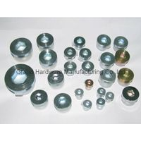 hydraulic pump steel oil drain plugs