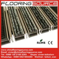 Aluminum Entrance Flooring Safety Scraper Entryway Matting