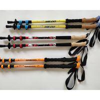 Trekking Pole Adjustable Carbon fiber Pole telescopic
