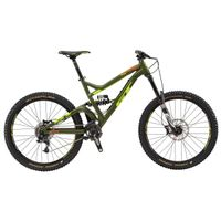 "GT Sanction Comp 27.5"" Mountain Bike 2017 - Full Suspension MTB"