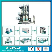 10T/H Chicken/Cow Feed Pellet Production Lline thumbnail image