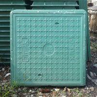 anti theft resin manhole cover