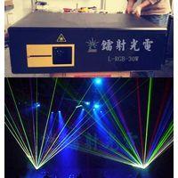 8w-30wRGB color laser