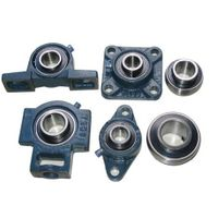Chrome steel stainless steel high quality pillow block bearing