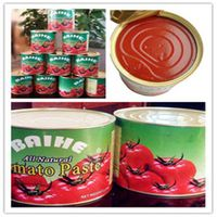 The Best Price Of Canned Tomato Paste In Drum Bulk Of Organic Tomato Paste