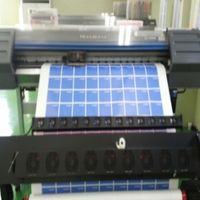 Dye sublimation transfer paper