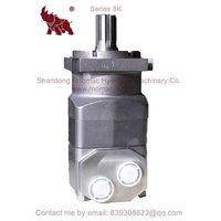 8K series Orbital hydraulic motor disc valve