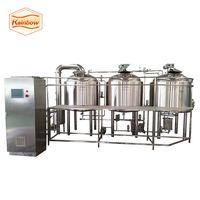 turnkey beer brewing equipment fermentation tanks