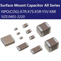 0805 100NF 50V X7R 10% Surface Mount Electrolytic Capacitor