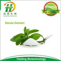 GMP&ISO 100% Natural Stevia Extract/Bulk Pure Stevia Extract/Stevia Leaf