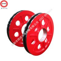 Factory Manufacture Supply Drilling Rig Crane Lift Equipment Parts Hook Block Pulley thumbnail image