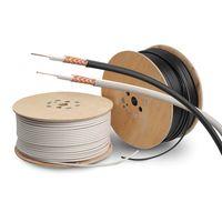 0.8mm CCS RG6/RG6U Coaxial Cable