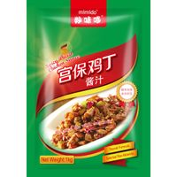 MIMIDO Spicy Diced Chicken Sauce kung pao chicken thumbnail image