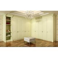 Wooden Home Bedroom Wardrobe Furniture Clothes Cabinet