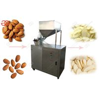 Commercial Almond Slice Cutting Machine|Almond Slicer Cutting Machine Price
