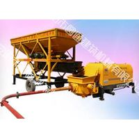 20 type forced continuous automatic batching mixer