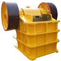 PE series stone rock jaw crusher machine