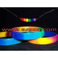 silicone wristband thumbnail image