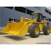 5 ton wheel loader W156, 5000kg rated load,