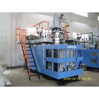 Extrusion Blow Moulding Machine(YJBA120-220L)