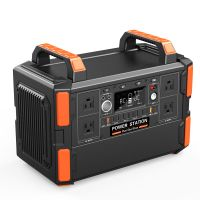 High end 1000 Watt Portable Power Solar Generator 1048WH LiFePo4 Battery pack systems thumbnail image