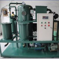 ZLA-30 TWO-STAGE VACUUM OIL PURIER Transformer oil filtration machine thumbnail image