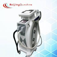 IPL Elight Hair Removal Multifunction Beauty Machine Switch Q.KTP/YAG Laser Instrument thumbnail image