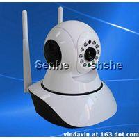 Dual antenna IP Camera P2P wifi burglar alarm monitoring HD Onvif 2.0 protocol thumbnail image