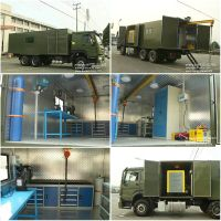 HOWO Vehicle Mobile Workshop 6x4 good quality sale thumbnail image