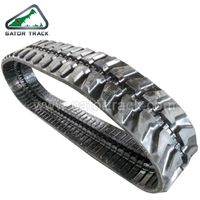 Excavator Tracks Rubber Crawler Rubber Tracks (30052.5N)