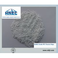Factory100% Virgin Bottle grade PET resin chips