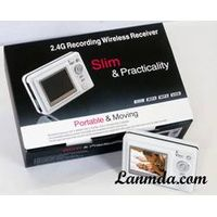 Wireless AV Recorder With 512Mb Flash Memory (LM-2505 ) thumbnail image