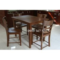 Dining wooden set - Vietnam Furniture Sourcing Service