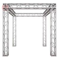 outdoor concert event mobile stage & truss DJ stage wedding background exhibition truss thumbnail image