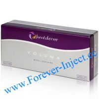Juvederm Voluma with Lidocaine, Allergan , dermal filler , 2 x 1.0ml