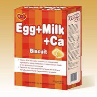 Egg+Milk+Ca biscuit